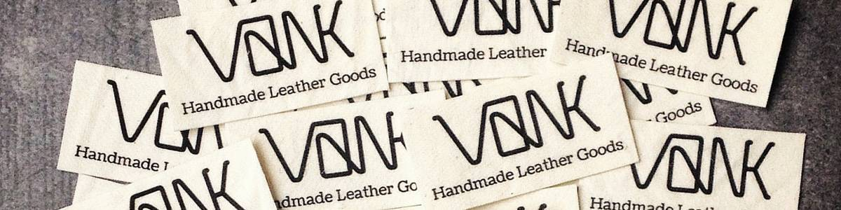 Vank Design labels leather bags and accessories